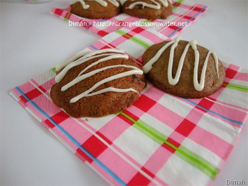 Cappuccino Chocolate Chip Cookies 7